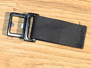 Laptoptaschen-Verschluss