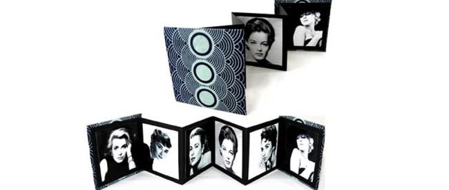 leporello. Black Bedroom Furniture Sets. Home Design Ideas