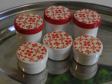 Selbstgemachter Lippenbalsam mit Honig, Bienenwachs und Kakaobutter