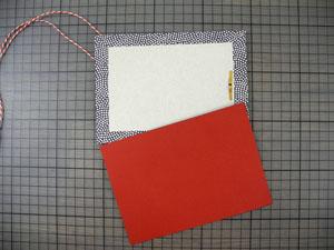 Tonpapier für die Innenseite