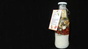 Anleitung für eine Kochmischung im Glas
